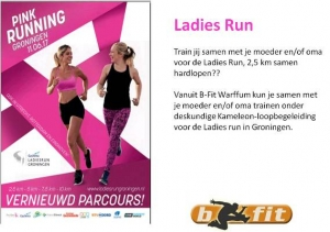 Ladies Run