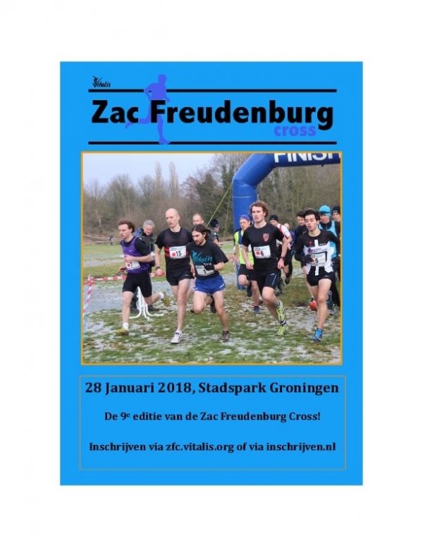 28-1-2018 Zac Freudenburg Cross