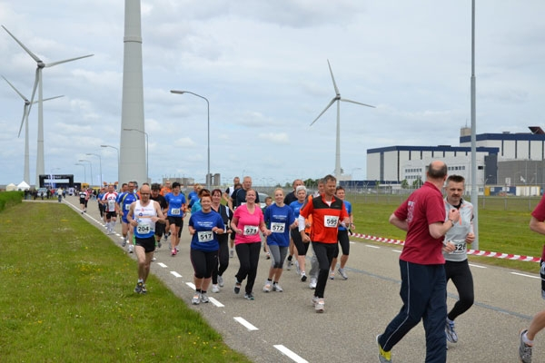 03-06-2012: Eemshaven 1e Energy Run