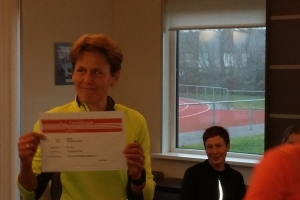 Assistent Trainer Marian Post 11-12-2016